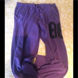 Victoria's Secret PINK sweat pants